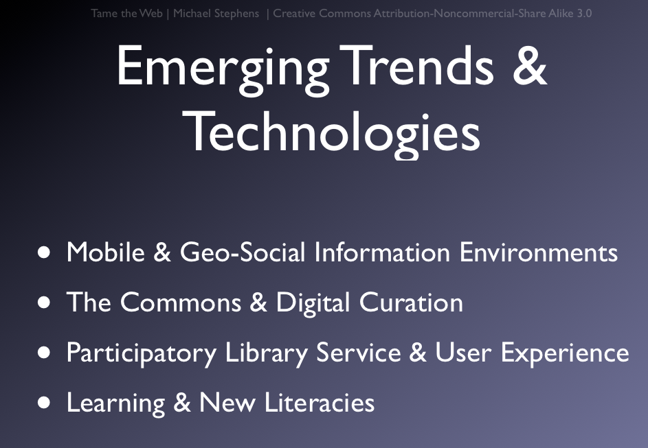 emerging web technology trends and their What are the latest emerging technology trends  including artificial intelligence , virtual reality, augmented reality, internet of things (iot) and cloud technology   year by year, there is always a great deal of developing technologies.