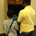 Ms. Pac Man at the Chattanooga Public Library (by TTW contributor Justin Hoenke)