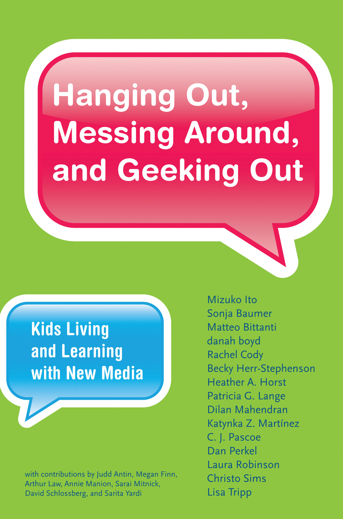 Download Free e-book: Hanging Out, Messing Around, Geeking Out