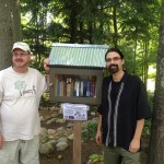 New Little free Library in Traverse City