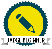 badge beginner