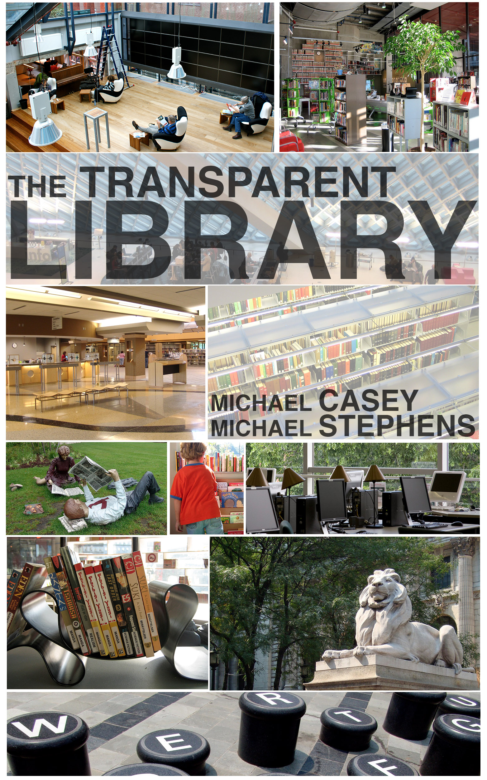 """News: Download """"The Transparent Library"""" e-book here!"""
