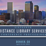 #hyperlibMOOC: Thanks Distance Library Services Conference!