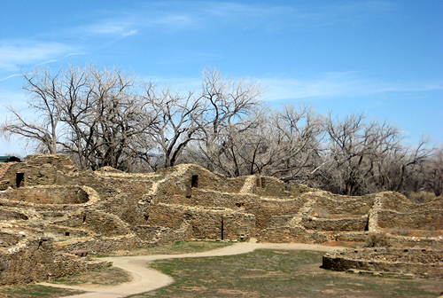 Aztec Ruins, New Mexico