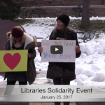 More from University of Colorado Boulder: Libraries Solidarity Event Video