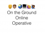 ALA Presentation: On the Ground, Online & Operative – Perceptions & Effectiveness of Public Library Staff Professional Development